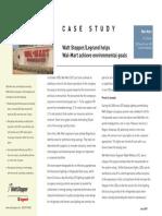 Watt Stopper Helps Wal Mart Achieve Environmental Goals Case Study
