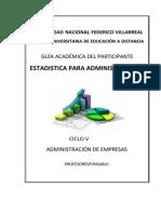 Guia Academica Del-participante Estadistica Para Administradores