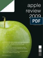 Apple Report 2009