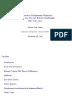 Trial_lecture (Autonomous Underwater Robotics)
