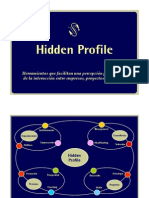 1 HIDDEN PROFILE Presentación copia