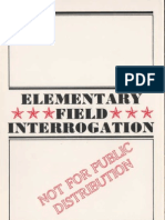 Elementary Field Interrogation