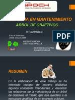 Arbol de Objetivos