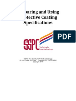 Preparing and Using Protective Coating Specifications
