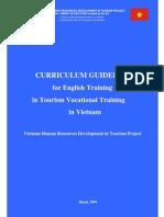 TOEIC Curriculum Guide