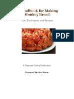 A Handbook for Making Monkey Bread