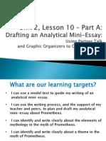 unit 2 lesson 10  part a