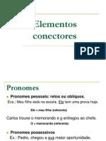 Aula 05 - Elementos Conectores