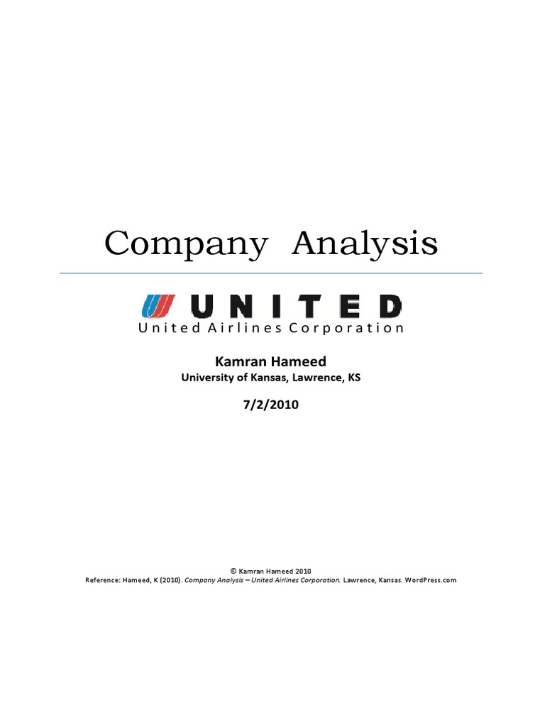 United airlines company analysis united airlines continental united airlines company analysis united airlines continental airlines buycottarizona Choice Image