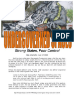 Undergoverned Spaces