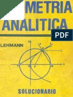 Solucionario de Lehman