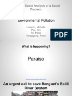 Environmental Pollution in Philippines