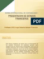 Nic 1 Presentacion Estados Financieros