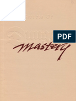 Secrets of Dungeon Mastery