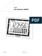 SI 2040 Instruction Book 91681801