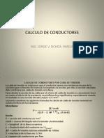 Calculo de Conductores Por Caida de Tension.