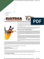 Calculo Circuitos Electrica