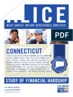 United Way Alice Report CT 2014