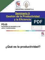 Gestiónde la Productividad