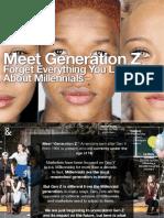 Meat Generation Z