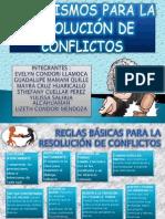Mecanismos Para Resolución de Conflictos.pptx