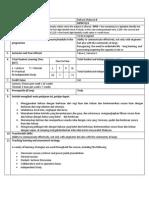 Course Outline Bahasa Malaysia B