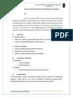Primer Informe de CampoPrimer Informe de CampoPrimer Informe de Campo