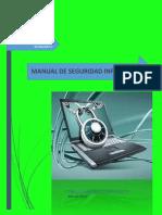 manual de seguridad informatica