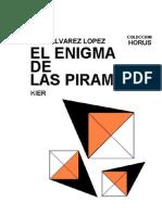 Alvarez Lopez Jose - El Enigma de Las Piramides