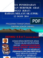 KBAT dn upsr 2014.ppt
