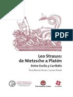 Leo Strauss - De Nietzsche a Platón