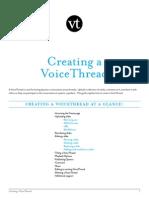 creatingavoicethread