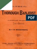 Thorough Banjoist