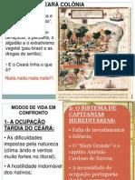 Historia Do Ceará