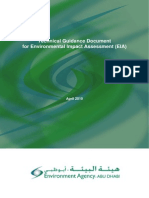 EIA Technical Guidelines _Abu Dhabi