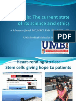 Prof. Datuk Dr a Rahman_ Stem Cells_The Current State of Its Science and Ethics