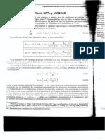 Correlaciones Gama UNIQUAC y NRTL (Prausnitz)