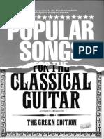 POPULAR SONGS for the classical guitar (arr Zaradin).pdf