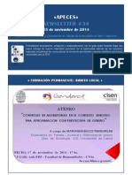APECES - Newsletter No 34