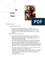 Ot Pentateuch