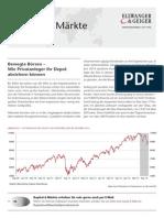 Kapital & Märkte, Ausgabe November 2014