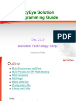 Nuvoton SkyEye Solution Programming Guide - Incmicro Only