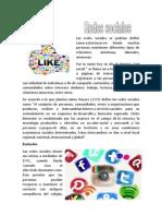 Redes Sociales (Dyanara)