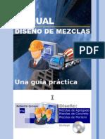 Manual de Diseño de Mezclas, Diseño de Mezclas de Agregado
