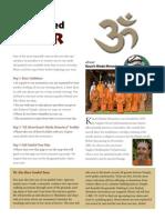 Kauai Hindu Monastery Map