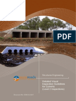 Detailed Visual Inspection Guidelines for Culverts - Rev1