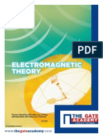 GATE Electromagnetic Theory Book