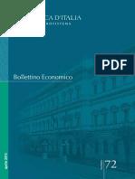 Banca d'Italia Bollettino Economico 2013_72