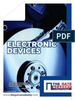 GATE Electronic Devices & Circuits Book