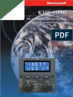 Hf 1050 - Pilot Guide